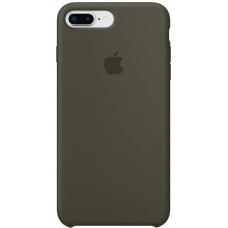 Чехол для телефона Apple Silicon Case для iPhone 7 Plus/8 Plus сосновый лес