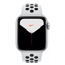 Умные часы Apple Watch Nike Series 5 40 мм Серебристый