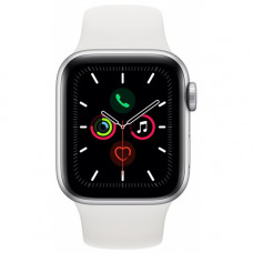 Умные часы Apple Watch Series 5 44 мм Серебристый